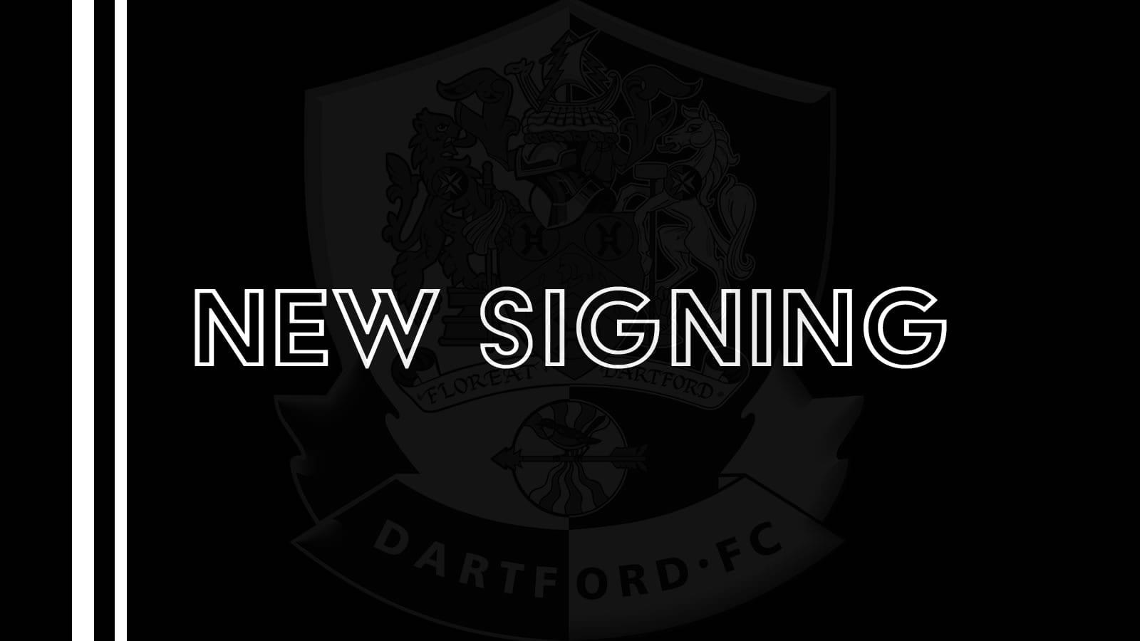 New Signing – Luke Warner-Eley