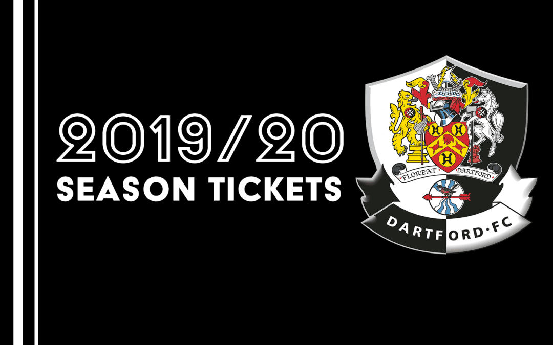 Season Tickets 2019/2020