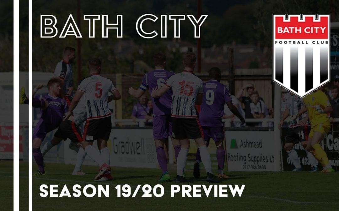 Season Preview: Bath City