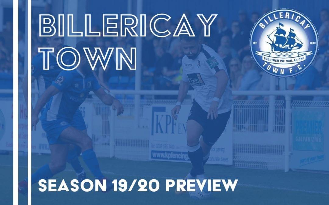 Season Preview: Billericay Town