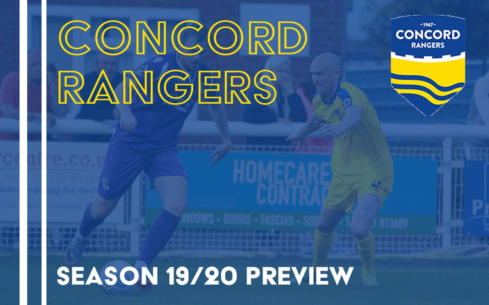 Season Preview: Concord Rangers