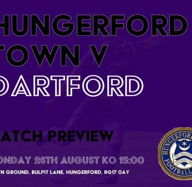 Hungerford Town v Dartford Match PREVIEW