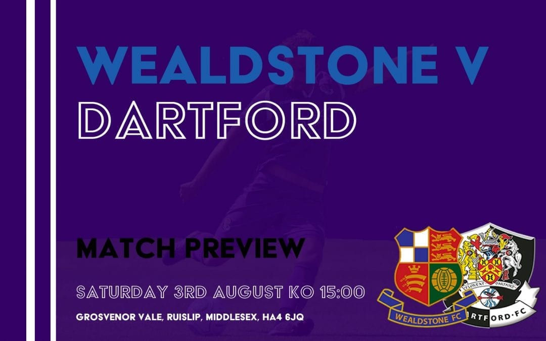 Match Preview: Wealdstone v Dartford