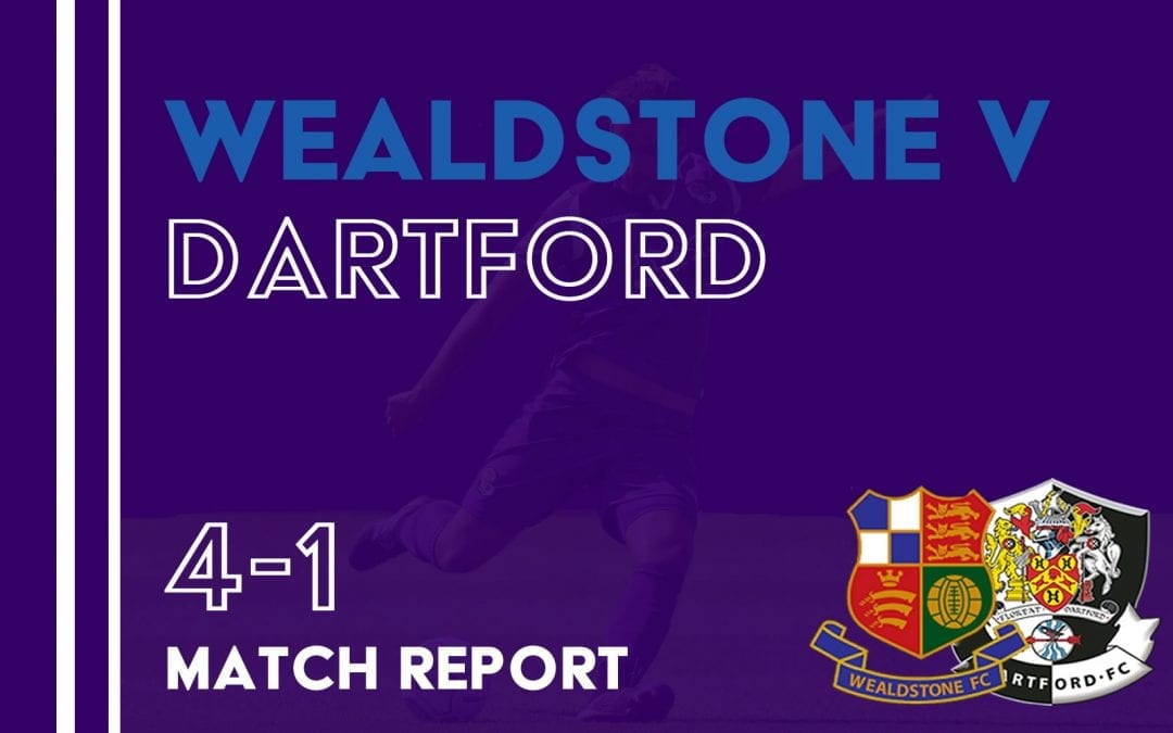 Wealdstone 4 -1 Dartford – Match Report
