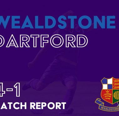 Match report wealdstone dartford