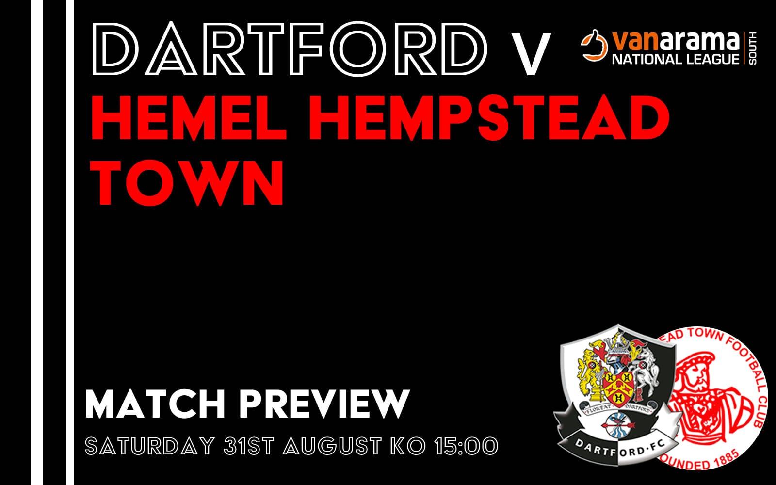 Dartford v Hemel Hempsted