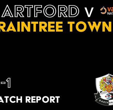 Dartford v Braintree Town
