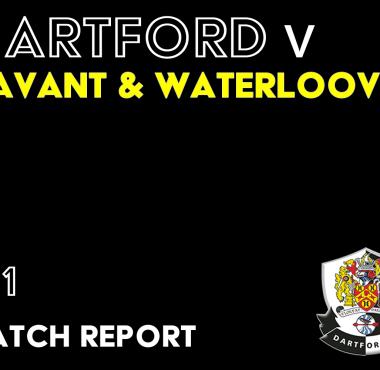 Dartford v Havant match report