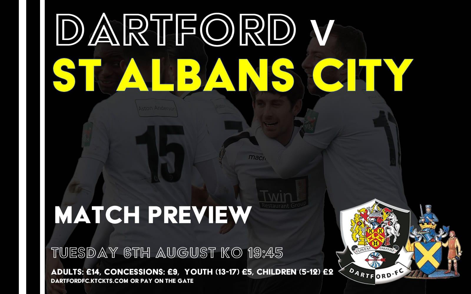 Dartford v St Albans City