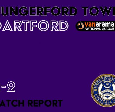 Hungerford Town v Dartford