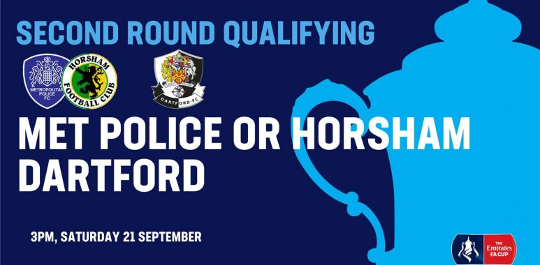 FA Cup 2nd Qualifying round draw