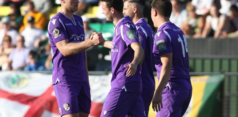 Horsham v Dartford Match Report