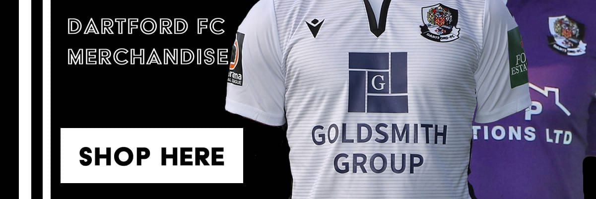 Dartford FC Shop and Tickets