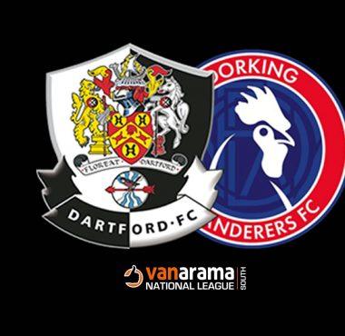 Dartford v Dorking Wanderers Match Report