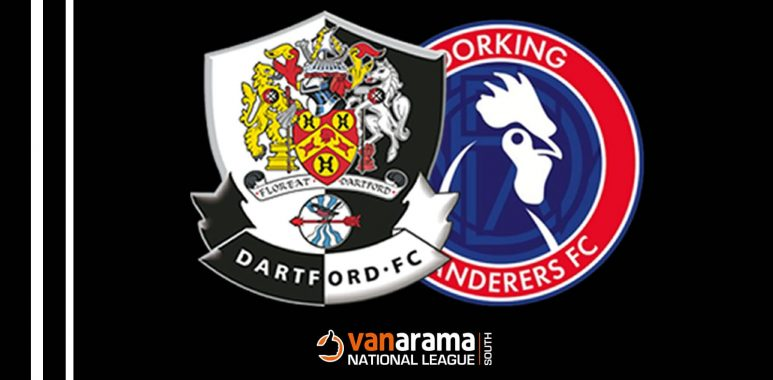 Dartford v Dorking Wanderers Match Report