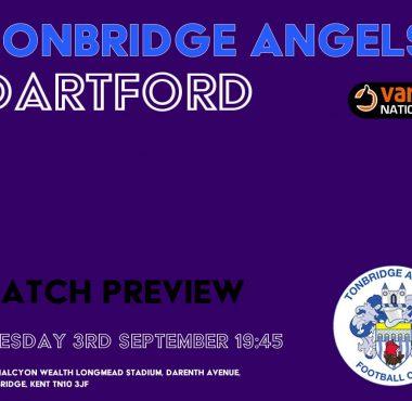 Tonbridge Angels v Dartford