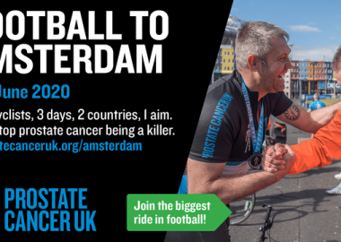 Football to Amsterdam