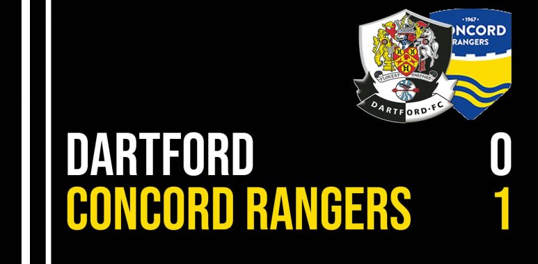 Dartford v Concord Rangers