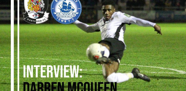 Darren McQueen
