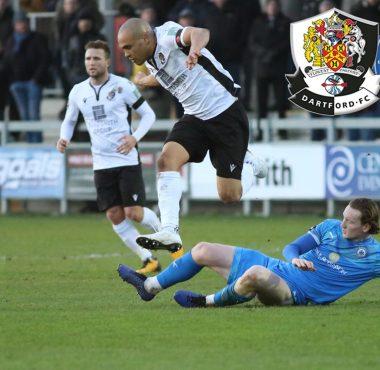 Match REPORT Dartford v Billericay Town