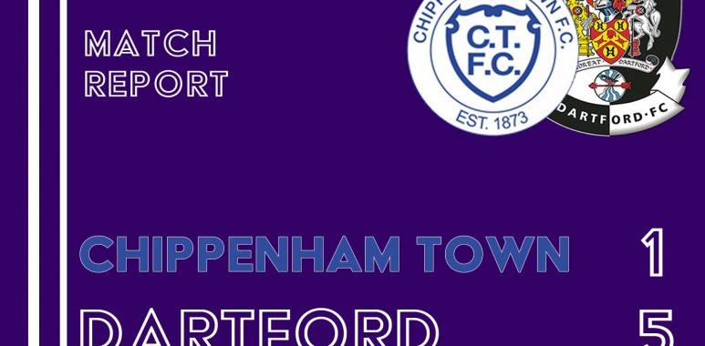 Chippenham 1-5 Dartford