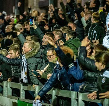 Supporters open meeting