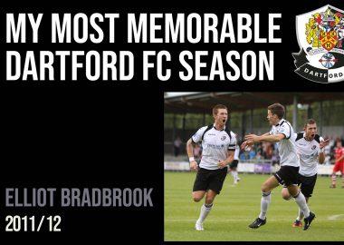 My most memorable season - Elliot Bradbrook