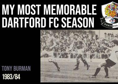 My most memorable match - Tony Burman