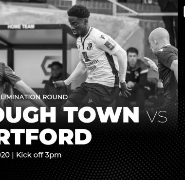 Slough Town v Dartford