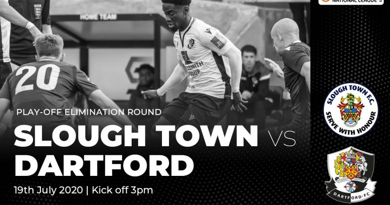 Slough Town v Dartford