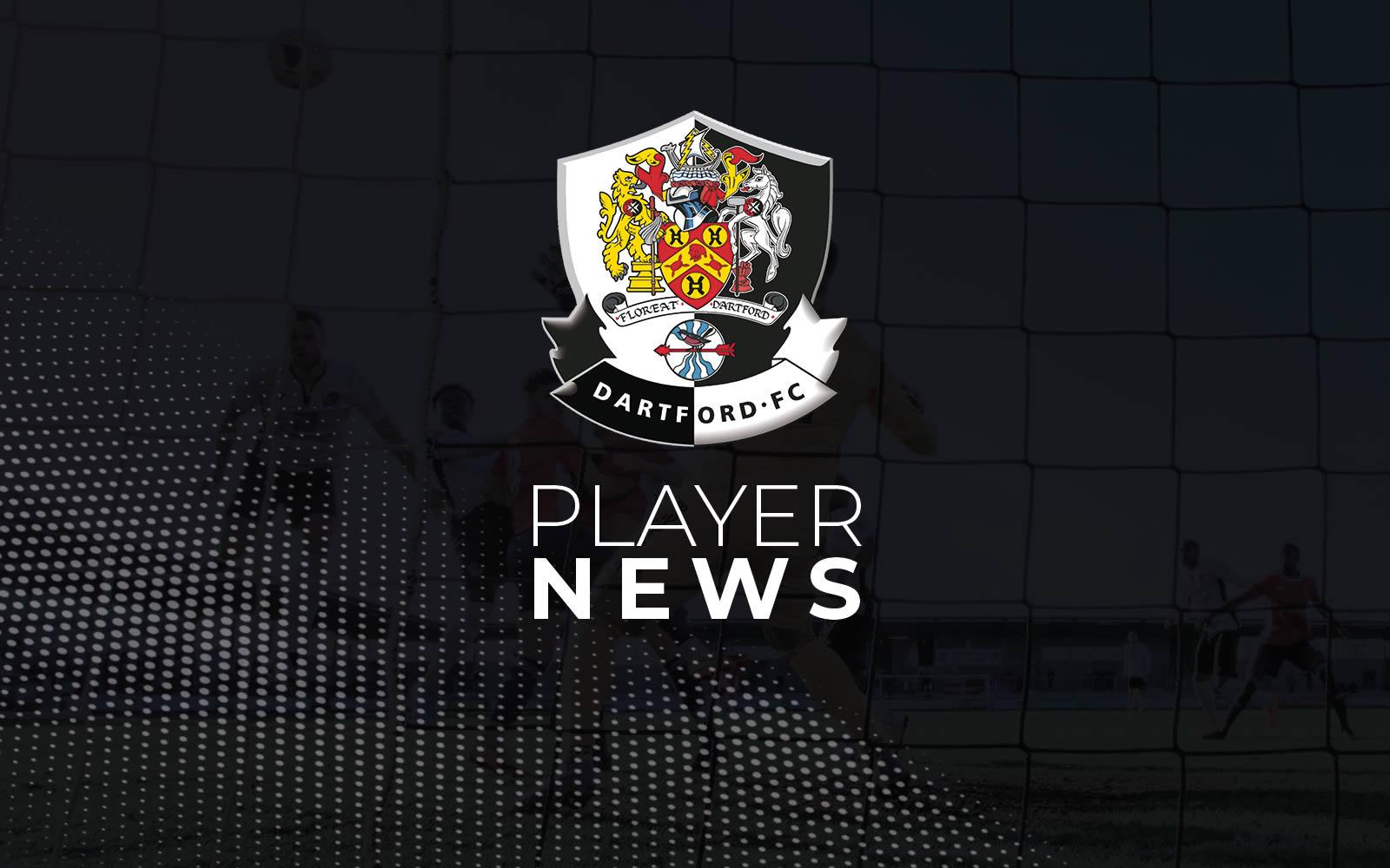Player News dARTFORD fc