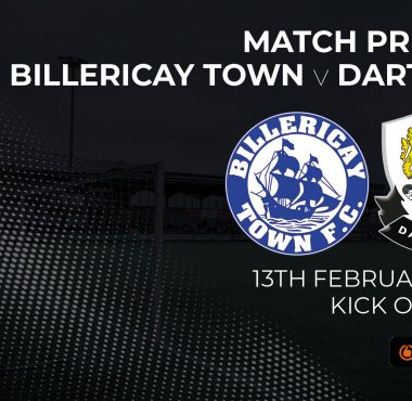 bILLERICAY tOWN v Dartford
