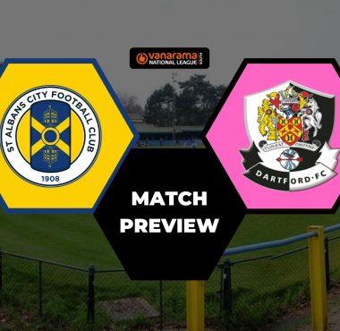 st albans city v dartford match preview